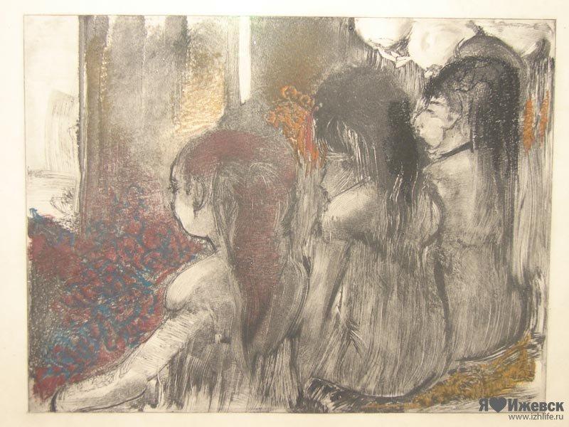 картины о проститутках