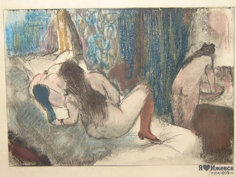 эротические рисунки великих художников