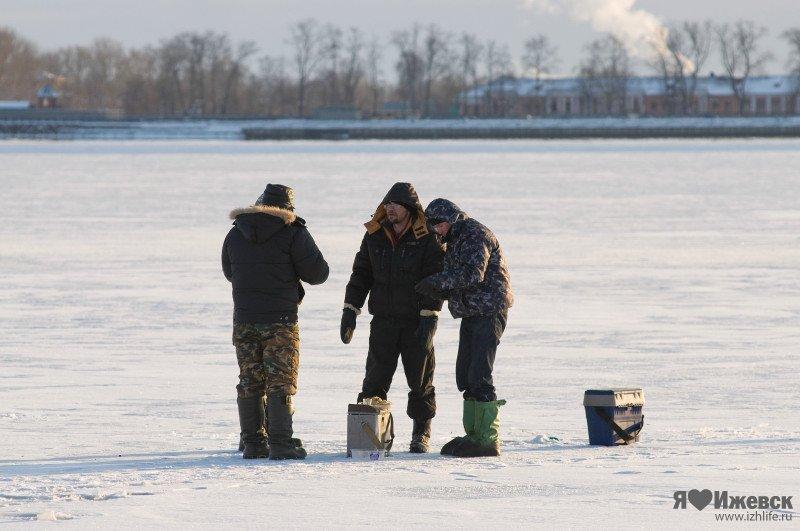 сайт рыболовов ижевска