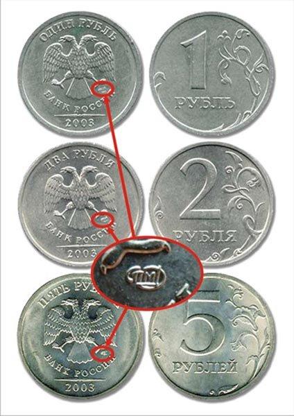 купить биметаллические монеты