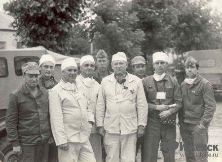 25 лет после Чернобыля: до сих пор металлический привкус на зубах