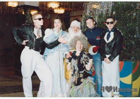 Новый год в Ижевске в 1990-е-начале 2000-х: Первые караоке ...