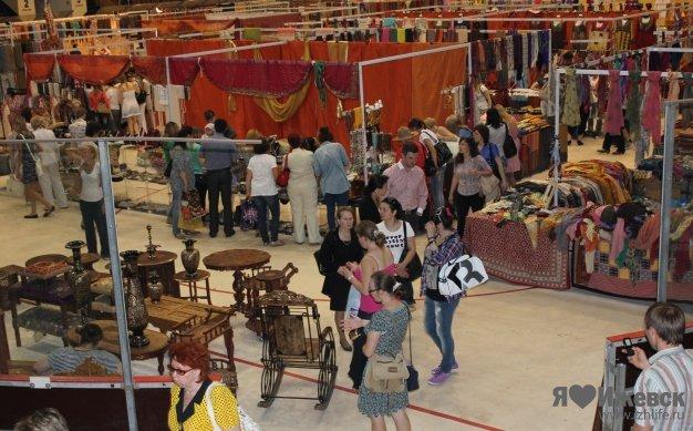 Индийская выставка 2017