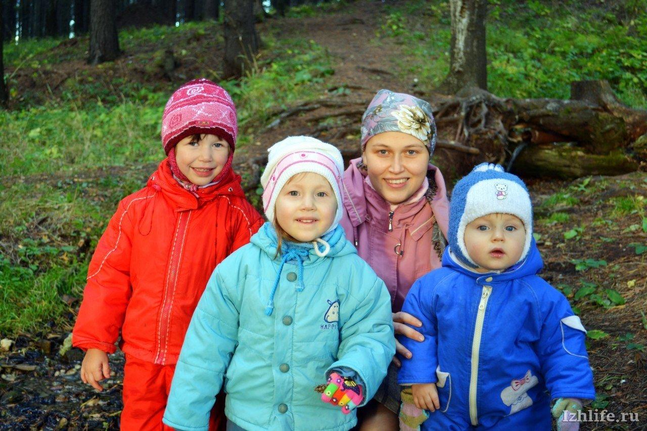 Дети сироты из удмуртии фото