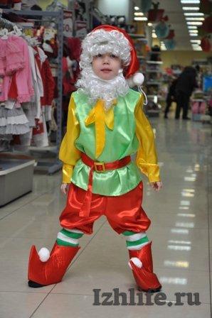 Костюмы гнома для мальчика на новый год