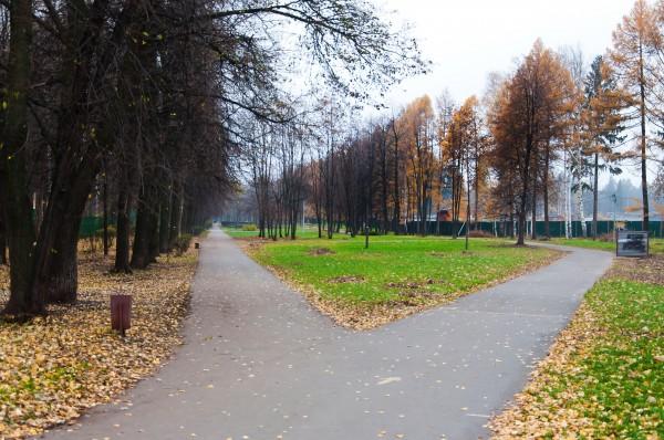 ижевск. парк им. кирова. фото