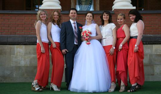 Что одеть на свадьбу брата 12