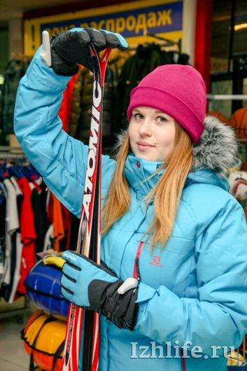Зимние виды спорта для ижевчан: лыжи - для легких, коньки - для спины