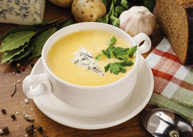 Разнообразные супы рецепты