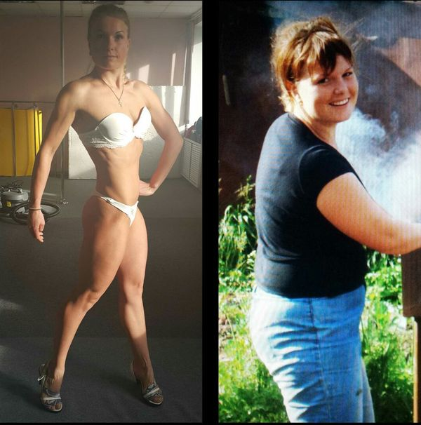 История похудения Натальи: я похудела на 20 кг, фото до и