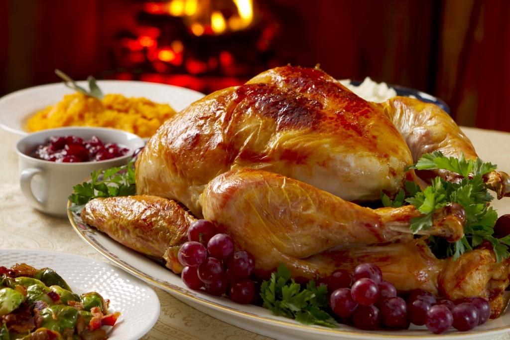 Курица для праздничного стола с фото