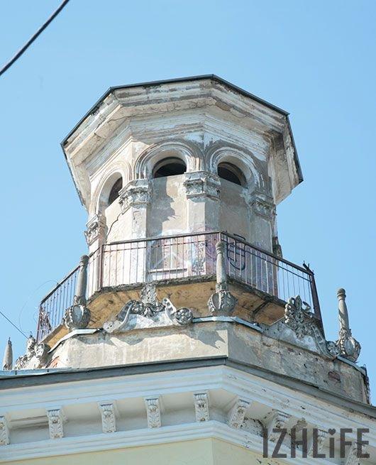 Ижевск баранова 34 водонапорная башня