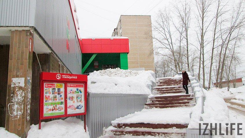 Очистка крыши от снега и наледи в спб