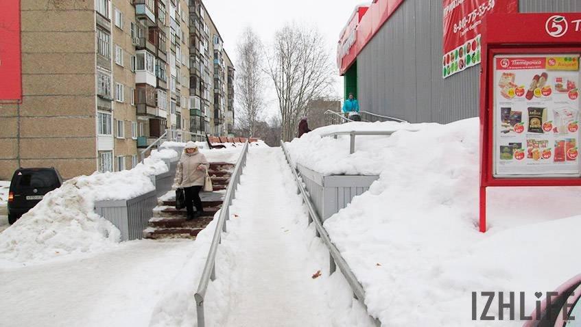 Цены уборка снега с крыши