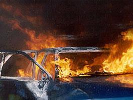 Поджоги автомобилей в Москве: за ночь сгорели три иномарки