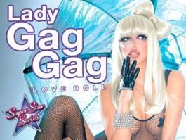 Резиновая Леди Гага лидирует по продажам в секс-шопах