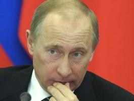 Путин не будет представлять заявку РФ на проведение ЧМ по футболу