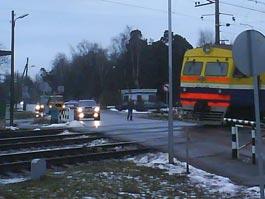 В Ижевске отремонтировали железнодорожные переезды
