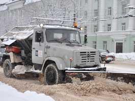 Глава Ижевска Александр Ушаков: «Мы победим снег!»