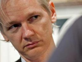 Основатель сайта WikiLeaks Джулиан Ассандж арестован
