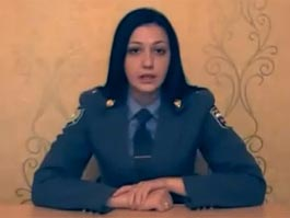 Следователь из Кущевской обратилась к Медведеву с видеобращением