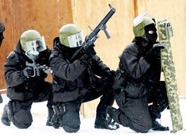 На милиционеров Ижевска напала группа особо опасных преступников
