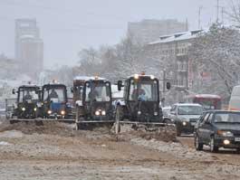 В пятницу, 10 декабря, Ижевск утонет в снегу?