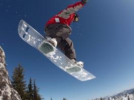 В Удмуртии презентуют новый вид соревнований по сноуборду