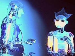 Зрители с восторгом восприняли первый спектакль театра роботов