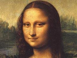В глазах Моны Лизы обнаружили таинственные инициалы