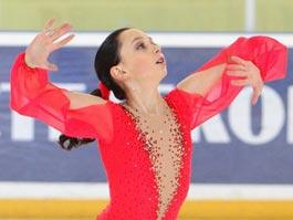 Фигуристка из Удмуртии завоевала «серебро» в международном Гран-При среди юниоров