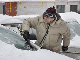 Какой из российских регионов пострадал больше всех из-за снегопада