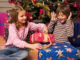 Подарок на Новый год: интересный и развивающий