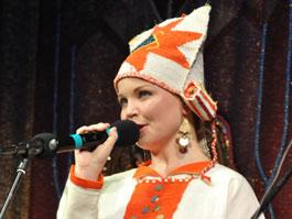 Финалистка «Минуты славы» дала в Ижевске первый концерт