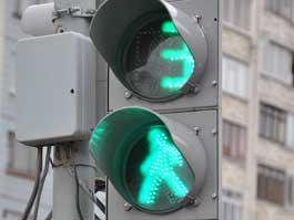 В 2011 году в Ижевске появятся два новых светофорных объекта