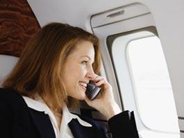 В самолетах «Аэрофлот» разрешили пользоваться мобильной связью
