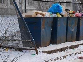 Ижевчане, живущие в частном секторе, с 2011 года будут платить за вывоз мусора