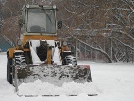 Какие дороги будут чистить в Ижевске в выходные