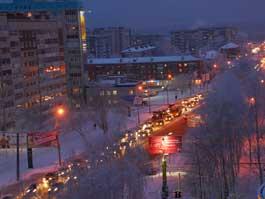 Как в Ижевске пройдет новогодняя ночь