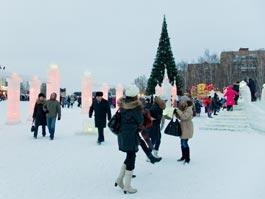 Новый год в Ижевске будут охранять более 1500 силовиков