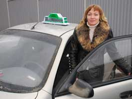 Службы такси для ижевчан