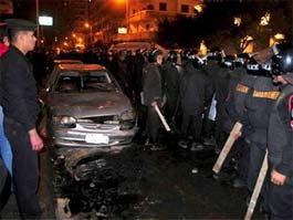 Теракт в Египте: при взрыве в церкви погиб 21 человек