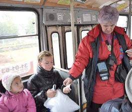 В Ижевске проезд в общественном транспорте в новом году стоит 12 рублей