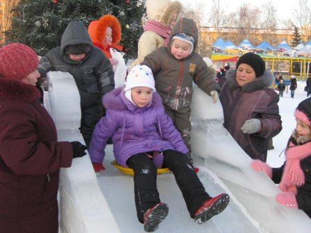 Куда ижевчанам сходить с детьми с 8 по 10 января
