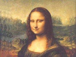 Ученые спорят по поводу пейзажа за спиной Моны Лизы
