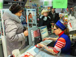 Ижевчан напугали цены на продукты нового 2011 года