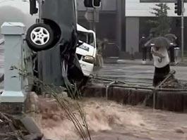 Жертвами наводнения в Австралии стали 20 человек