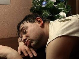 Новогодние каникулы подорвали здоровье россиян