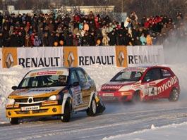На ижевском ипподроме пройдут зимние трековые автогонки