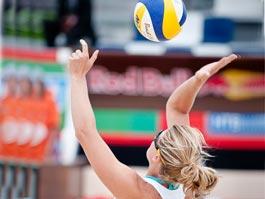 Уступая по ходу игры, волейболистки из Удмуртии «вырвали» победу у команды из Саратова